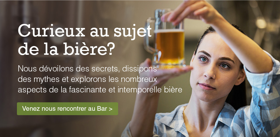 Beer Canada Taproom - FR