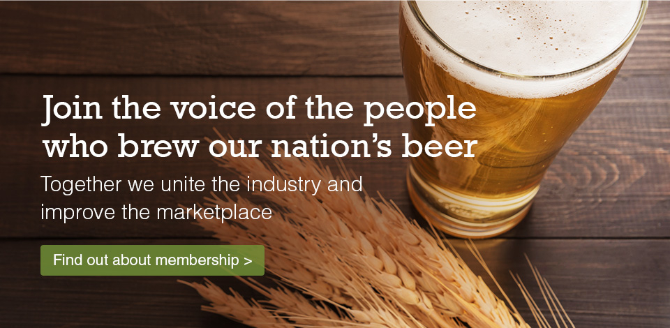 Beer Canada and membership